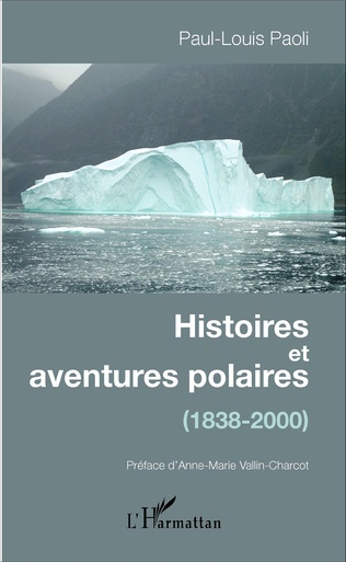 Couverture Histoires et aventures polaires