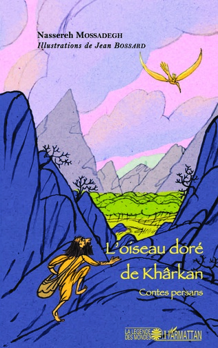 Couverture L'oiseau doré de Khârkan