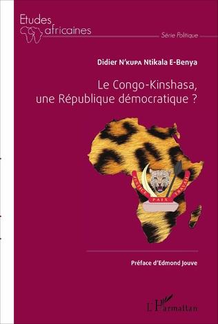 Couverture Le Congo-Kinshasa, une République démocratique ?