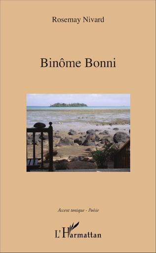 Couverture Binôme Bonni