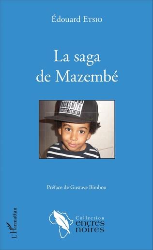 Couverture La saga de Mazembé