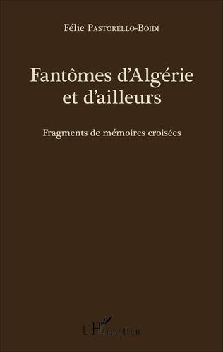 Couverture Fantômes d'Algérie et d'ailleurs