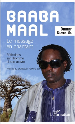 Couverture Baaba Maal Le message en chantant