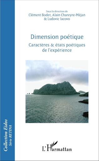 Couverture Dimension poétique