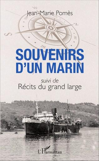 Couverture Souvenirs d'un marin