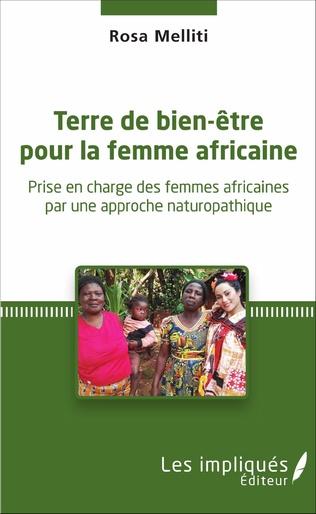 Couverture Terre de bien-être pour la femme africaine