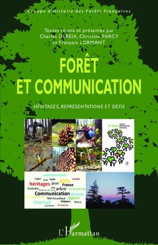 Couverture Forêt et communication