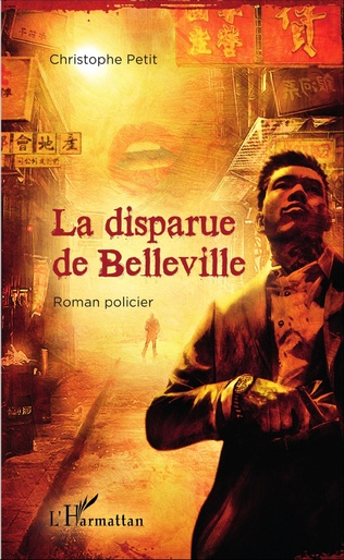 Couverture La disparue de Belleville