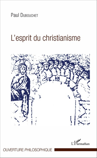 Couverture L'esprit du christianisme