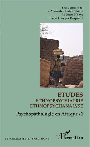 Couverture Etudes ethnopsychiatrie ethnopsychanalyse
