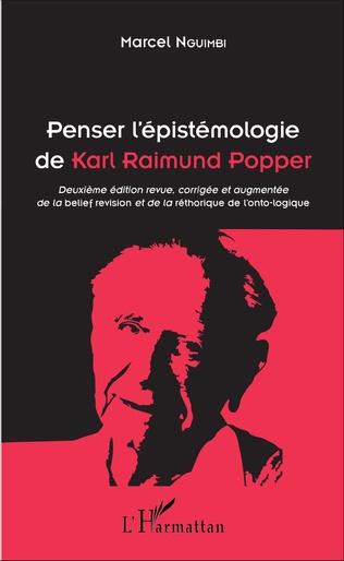 Couverture Penser l'épistémologie de Karl Raimund Popper