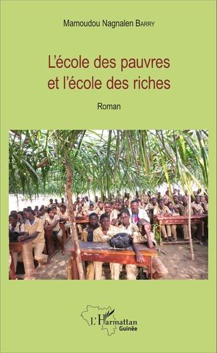 Couverture L'école des pauvres et l'école des riches