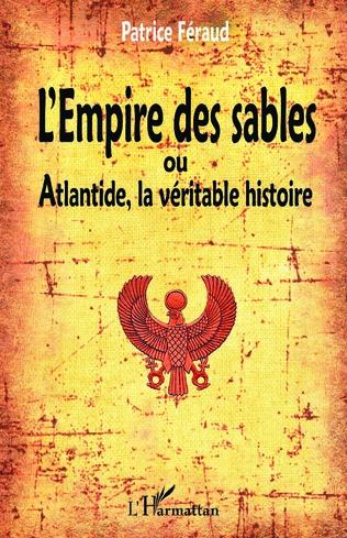 Couverture L'Empire des sables