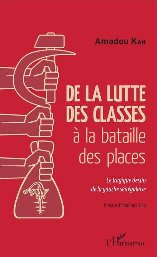 Couverture De la lutte des classes à la bataille des places