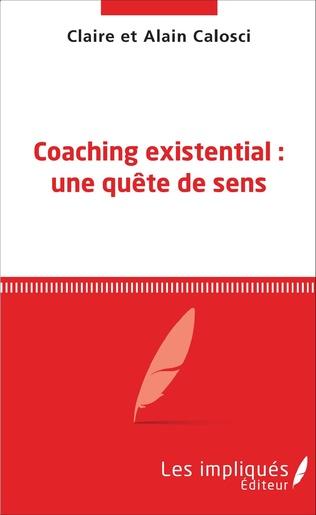 Couverture Coaching existential : une quête de sens