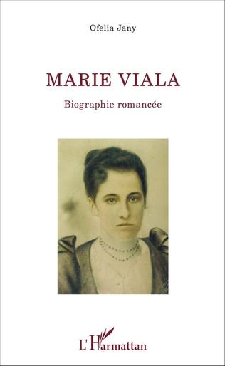 Couverture Marie Viala