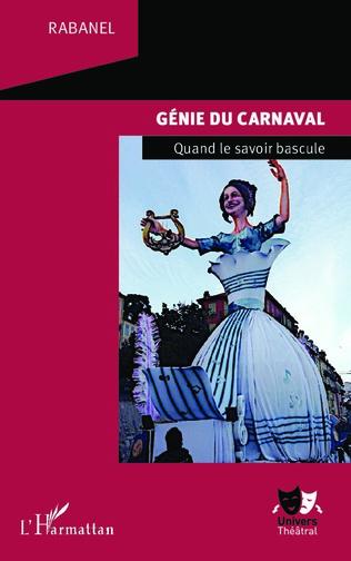 Couverture Génie du carnaval
