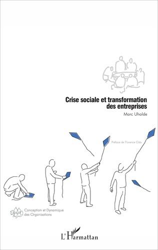 Couverture Crise sociale et transformation des entreprises