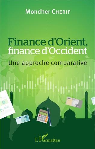 Couverture Finance d'Orient, finance d'Occident