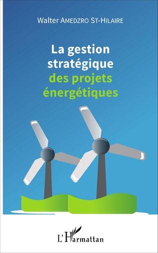 Couverture La gestion stratégique des projets énergétiques