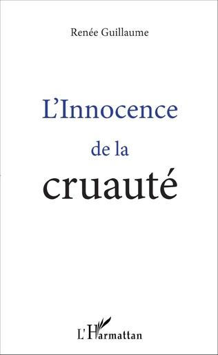 Couverture L'Innocence de la cruauté