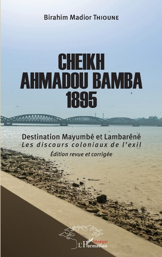 Couverture Cheikh Ahmadou Bamba 1895