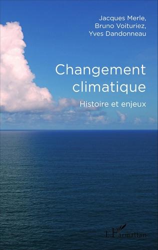 Couverture Changement climatique