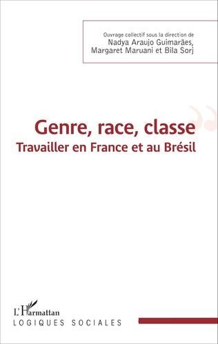 Couverture Genre, race, classe