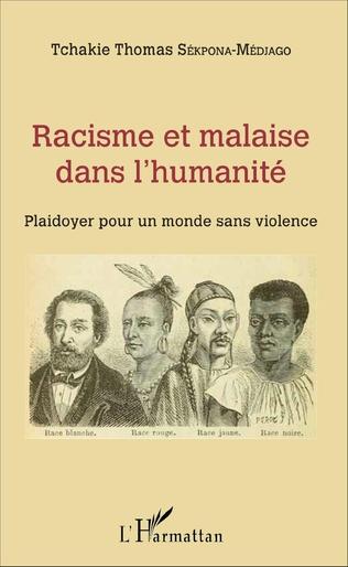 Couverture Racisme et malaise dans l'humanité