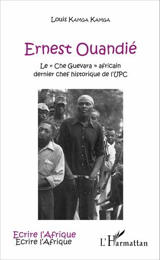 Couverture Ernest Ouandié