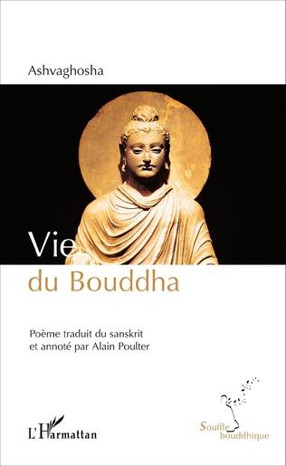 Couverture Vie du Bouddha