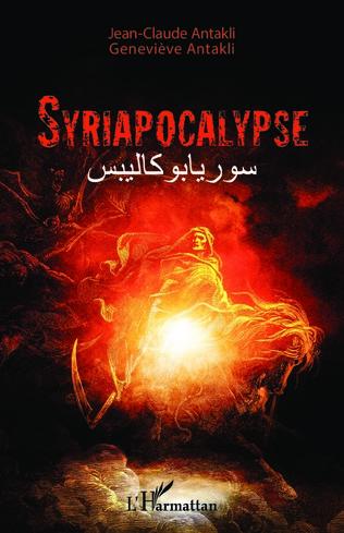 Couverture Syriapocalypse