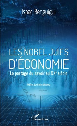 Couverture Les Nobel juifs d'économie