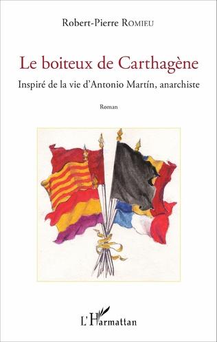 Couverture Le boiteux de Carthagène