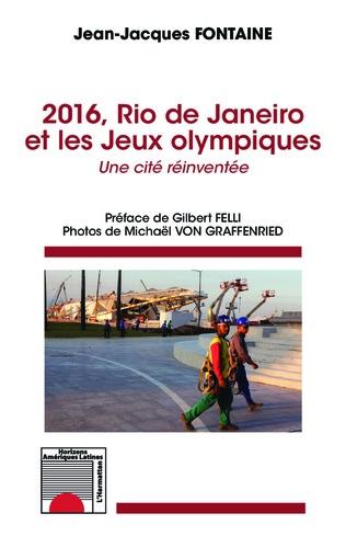 Couverture 2016, Rio de Janeiro et les Jeux olympiques