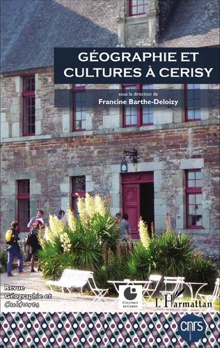 Couverture Géographie et cultures à Cerisy
