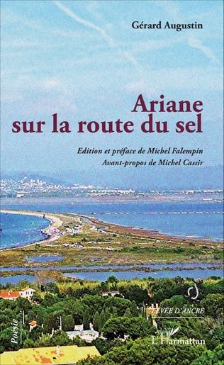 Couverture Ariane sur la route du sel