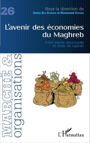Couverture L'avenir des économies du Maghreb