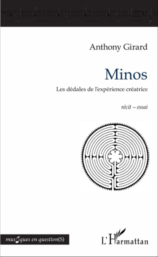 Couverture Minos