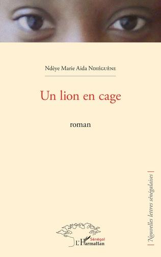 Couverture Un lion en cage