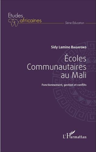 Couverture Ecoles communautaires au Mali