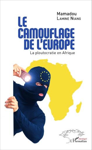 Couverture Le camouflage de l'Europe