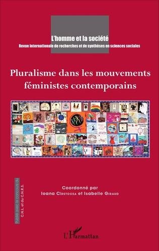 Couverture Pluralisme dans les mouvements féministes contemporains