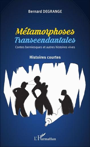 Couverture Métamorphoses transcendantales