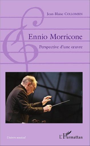 Couverture Ennio Morricone