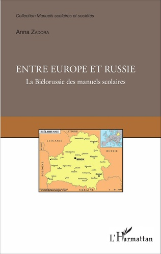 Couverture Entre Europe et Russie