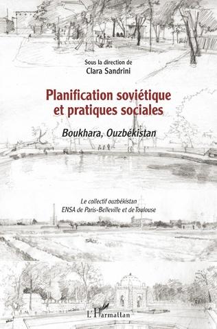 Couverture Planification soviétique et pratiques sociales