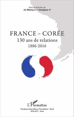 Couverture France - Corée