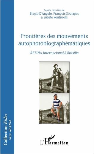 Couverture Frontières des mouvements autophotobiographématiques