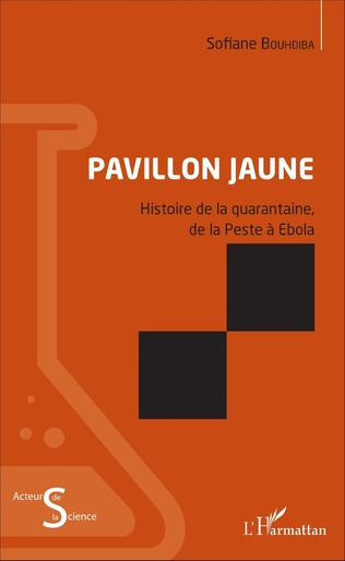 Couverture Pavillon jaune